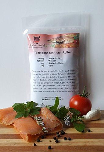 Preisvergleich Produktbild Räucherteufel Seelachsschnitzel-Gewürz / Reifer 200g