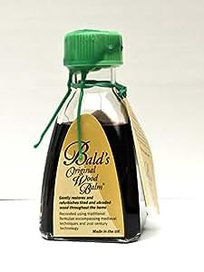 Balds Original Wood Balm - Green Top
