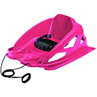 AlpenGaudi Kinder Rodel, Pink, 10996807
