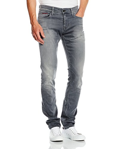 Tommy Hilfiger Denim - Skinny Sidney Grco, Jeans da uomo, GREY COMFORT  229, W29/L34 (Taglia produttore:3429)
