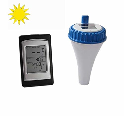 SPEED Funk Poolthermometer Thermometer Poolthermometer + Solar