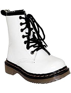 Foster Footwear ,  Mädchen Damen Biker Boots