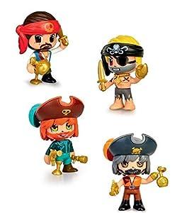 Pinypon Action Figura Pirata, Multicolor