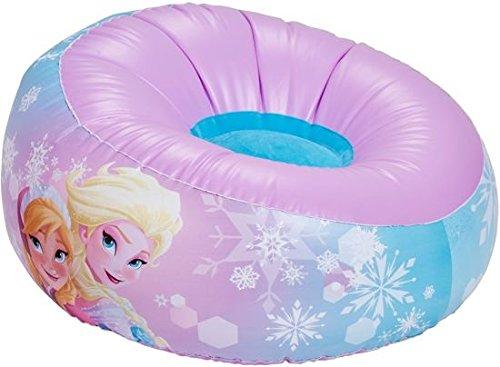 Worlds Apart 268Fon die Eiskönigin aufblasbarer Sessel für Kinder Kunststoff 65x 65x 35cm