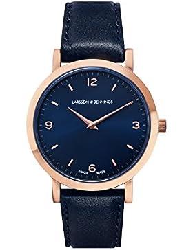 Larsson & Jennings Damen-Armbanduhr LGN33-L-H-Q-P-RGN-O