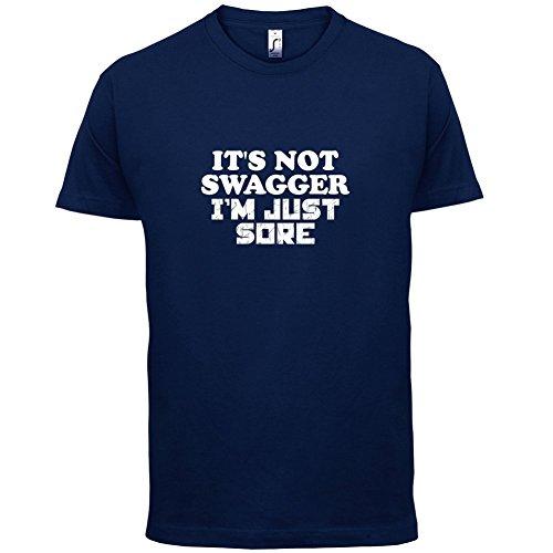 It's Not Swagger Just Sore - Herren T-Shirt - 13 Farben Navy