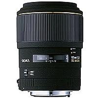 Sigma 105mm F2,8 EX DG Makro Objektiv (58mm Filtergewinde) für Four Thirds