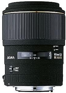 Sigma 105mm F2 8 Ex Dg Makro Objektiv Für Four Thirds Kamera
