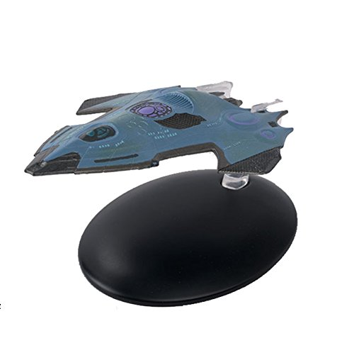 iffen Star Trek Starships Collection Nº 59 USS Relativity NCV-474439-G ()