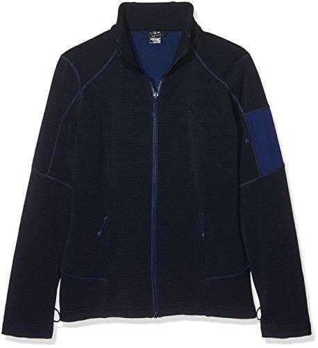 Schöffel Damen Zipin Fleece Walsertal1 Jacke, Blau (Blue Dephts), 36