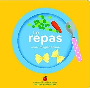 vignette de 'Le repas (Falière, Amélie)'