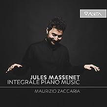 Jules Massenet: Integrale Piano Music