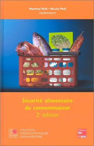 Sécurité alimentaire du consommateur