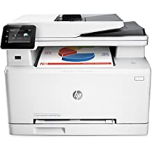 HP Color LaserJet Pro MFP M277dw - Impresora multifunción láser - B/N 18 PPM, color 18 PPM