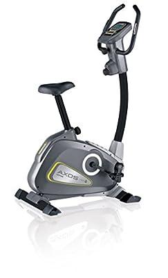 Kettler Heimtrainer Axos Cycle M, Grau/Gelb, 07627-900