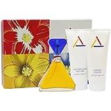 Liz Claiborne By Liz Claiborne For Women Gift Set (Eau De Toilette Spray 3.4-Ounce + Body Lotion 3.4-Ounce + Shower...