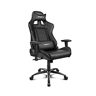 Drift DR150 – DR150B – Silla Gaming, Color Negro