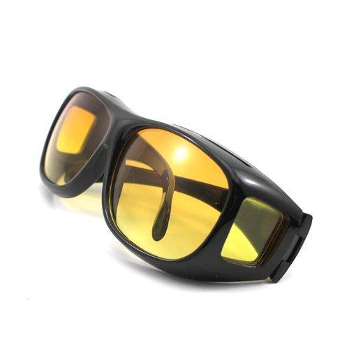 Lyuboov Unisex HD Nachtsichtbrille Augenpflege Schutzbrille Sport Windschutzscheibe polarisierten Sonnenbrillen