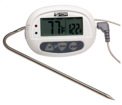 CDN Koch-Thermometer, 0 bis +250°C, weiß