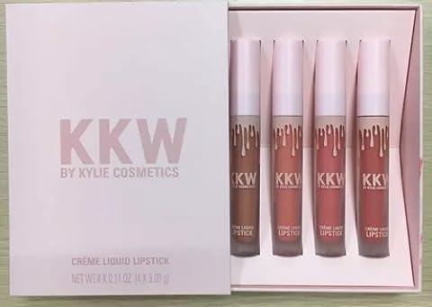 Kylie, Vanity rose KKW Crème Liquid Lipstick
