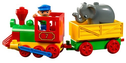 LEGO Duplo Ville 3770 - Eisenbahn Erster Zug