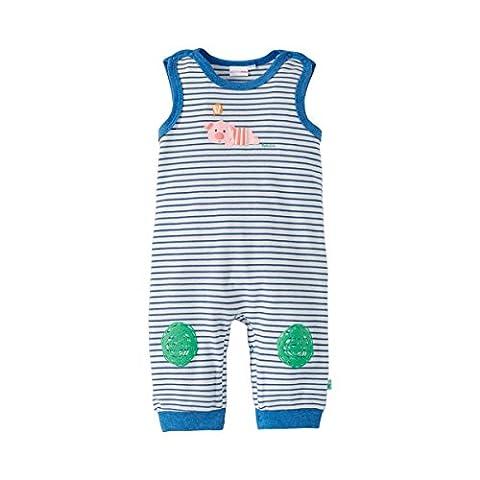 BORNINO Spieler ohne Arm Baby Jumper, Größe 86/92, mehrfarbig