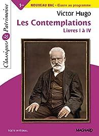 Les Contemplations - Bac 2020 par Victor Hugo