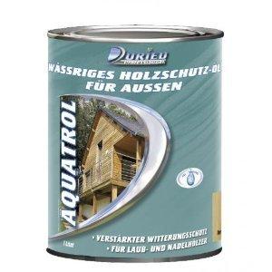 Owatrol-AQUATROL-Holzschutz-Gel für Außen,transparent,Gebindegrösse 5 Liter