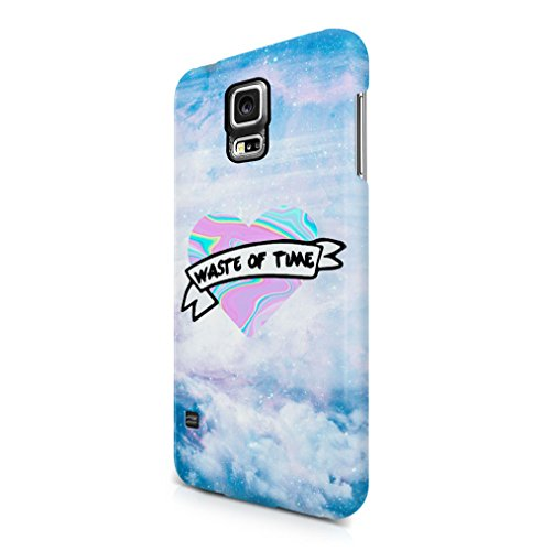 waste-of-time-holographic-tie-dye-heart-stars-space-samsung-galaxy-s5-snapon-hard-plastic-phone-prot