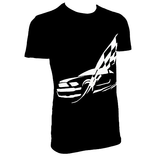ford-mustang-takes-the-checkered-flag-mens-black-t-shirt-uk-eu-xxlarge-us-xlarge