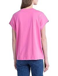 Calvin Klein Camiseta Jeans Taka Rosa