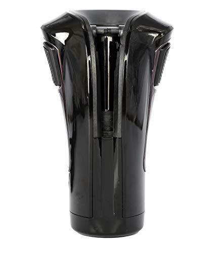 Rizador automático SPIRAL CURL color negro