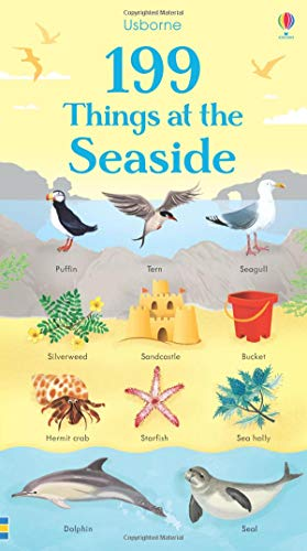 199 Things At The Seaside (199 Pictures) por Holly Bathie