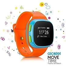 Alcatel Move Time Kids Watch SW10(Orange)–Italia