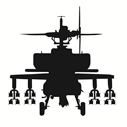 Wandaufkleber Abnehmbare Cartoon Military Stil Riesige Hubschrauber Kunst Decals Vinyl Wandaufkleber Diy Wohnkultur Für Kinder Haus Wasserdicht