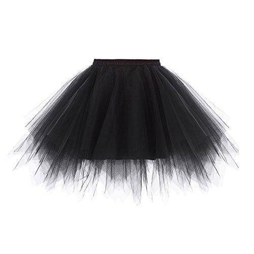 vintage-1950s-short-tulle-petticoat-ballet-bubble-tutu-black-size-xl-kk000447-1