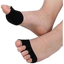 YooGer Orthop/ädische Orthesen Arch Support Einlegesohle Flache Fu/ß Flatfoot Korrektur Schuheinlagen Kisseneins/ätze-S 1 Paar Soft Gel Pad