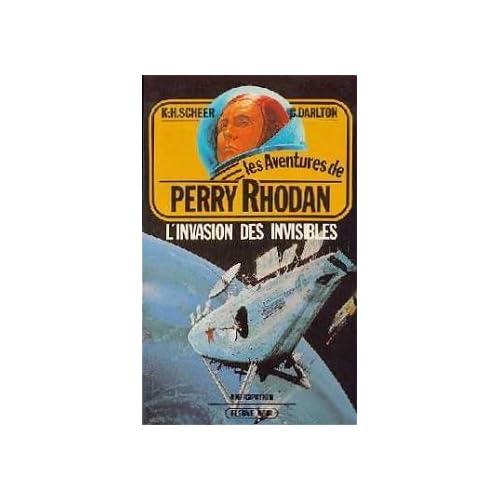 L'Invasion des invisibles - Perry Rhodan - 26