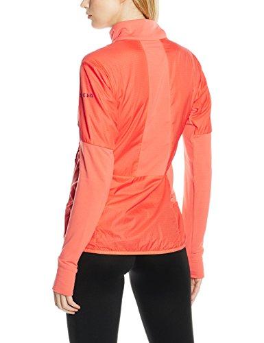 Salewa Pedroc Ptc Alpha W Jkt - Veste pour Femme, couleur Orange, taille HOT CORAL