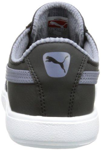 Puma Archive Lite Lo WNTR, chaussons d'intérieur mixte adulte Noir - Schwarz (black-grisaille 01)