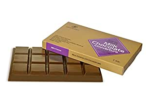 Cocoacraft 38% Milk Chocolate Couverture, 1 kg