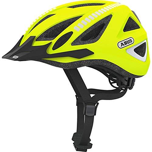 Abus Urban-I 2.0 XL=61-65cm Signal Yellow Fahrrad