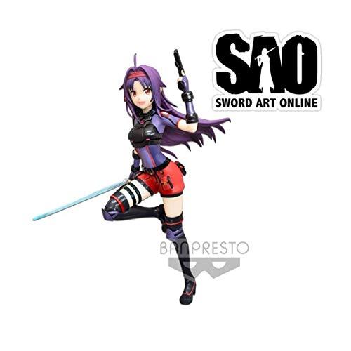BANPRESTO Sword Art Online Statue Geschenkidee, Personalisierbar, mehrfarbig, 82671