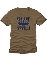 Serenity Firefly Jayne Cobb Blue Sun Screen Accurate T-Shirt   XXXL