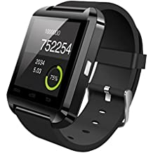"Contact LXSW01 - Smartwatch de 1.44"", color negro"