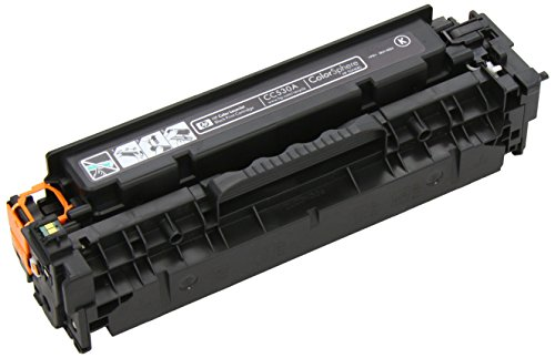 HP CC530A Laser Toner Cartridge - Black