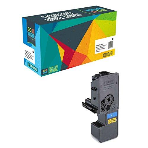 Preisvergleich Produktbild Do it Wiser ® Toner Kompatibel für Kyocera ECOSYS M5521cdw M5521cdn P5021cdn P5021cdw - TK-5220C Cyan