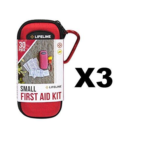 lifeline-eva-medical-first-aid-kit-30-piece-emergency-bag-survival-camp-3-pack
