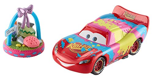 Lightning McQueen Die-Cast Vehicle ()