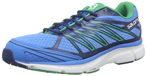 Salomon X-tour 2 Herren Laufschuhe Blau (Process Blue/Midnight Blue/Real Gre)